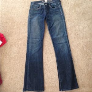 Erza Fitch from Abercrombie jeans